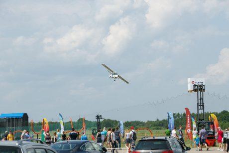 Aviacijos šventė S.Dariaus ir S.Girėno aerodrome