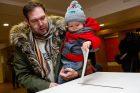 Lietuviai balsuoja savivaldybių tarybų ir merų rinkimuose