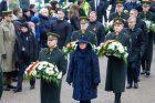 Žuvusiųjų pagerbimo ceremonija