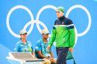 J. Kinderio pasirodymas olimpiadoje