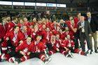 Lietuvos ledo ritulininkai iškovojo bronzos medalius