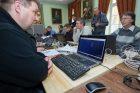 Pirmosios Lietuvoje kibernetinio saugumo pratybos
