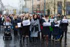 Vilniuje – eitynės prieš smurtą