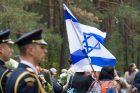 Vilniuje pagerbtos Lietuvos žydų genocido aukos