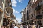 Sutvarkytoje Vilniaus gatvėje – šventė