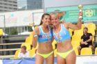 Jaunųjų paplūdimio tinklininkų čempionatas