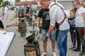 Šiemet kalviai Klaipėdoje prisimena žilą senovę