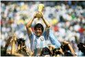 1960 m. spalio 30 d. gimė Argentinos futbolo žvaigždė Diego Maradona.