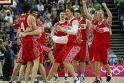 Europos čempionato D grupės apžvalga: graikų galybė ir plebėjų pastangos