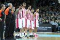 """Eurolyga: """"Žalgiris"""" – """"Olympiakos"""" 83:75"""
