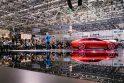 Gausa: maždaug 100 naujų automobilių gamintojų modelių bus pristatyta parodoje Šveicarijoje.