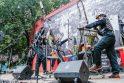 Klaipėdos senamiestį drebino variklių orkestras
