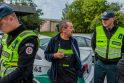 Policijos reidas Taikos prospekte