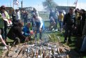 """Renginys: šį savaitgalį Neringoje vyks žvejiškas tradicijas puoselėjanti """"Žiobrinių"""" šventė."""