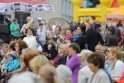 Jau kitais metais Gargždų miesto šventės dalyvių minia gali būti kur kas margesnė.