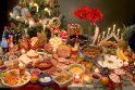 """Gėris: per Kalėdas ir Naujuosius nors pavalgome """"kaip žmonės""""."""