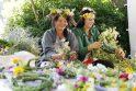 Nuskubėjo: vaistinių augalų rinkėjai pastebi, kad kalendorinė vasara šiemet su gamtos ritmu prasilenkė bemaž pusantro mėnesio.