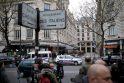 Paryžiuje dėl pranešimo apie bombą evakuota 100 prokuratūros darbuotojų