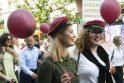 VU studentai nepaliko abejingų: fakultetai vienas kitą lenkė išradingumu
