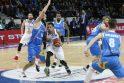 """""""Neptūno"""" krepšininkai sutrypė Italijos ekipą"""