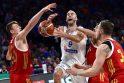 Rusijos rinktinė pateko į Europos čempionato pusfinalį