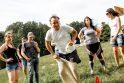 """""""Domino"""" teatro vasaros sezono atidarymo vinis – olimpinės žaidynės"""