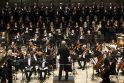 Naujas simfoninio orkestro sezonas