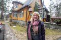 Pasak D.Šiušienės, šis buvęs modernus tarpukario medinis viešbutis galėtų būti naudojamas pagal savo pirminę paskirtį.