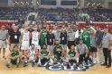Lietuvos krepšininkai išbandė jėgas su skirtingų krepšinio mokyklų atstovais