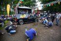 """Automobilių kultūros festivalio """"Chill'n'Grill"""" organizatoriai atskleidė kortas"""