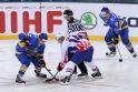 Staigmenos tęsiasi: Kroatija nugalėjo Ukrainą