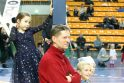 Kauno sporto halėje – mažųjų krepšininkų šventė