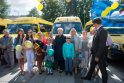 Mokyklas pasieks per 80 naujų autobusiukų