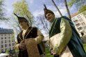 Europos dieną vilniečiai skatinti ugdyti toleranciją