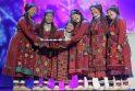 """V.Putiną sužavėjo močiučių pasirodymas """"Eurovizijoje"""""""