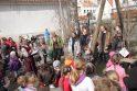 Atvelykio šventėje – mažųjų klaipėdiečių žaidimai