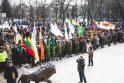 Kovo 11-oji: į Kauną atėjo    23-asis laisvės pavasaris