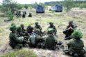 Lietuvos kariai pradeda budėjimą NATO pajėgose ir ES kovinėje grupėje