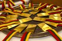 Žalgiriečiams įteikti LKL čempionų žiedai