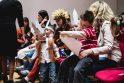 L. Sungailienė: vaikai jaučiasi nubausti, jei jiems nepaskaitau knygos