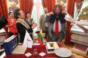 Klaipėdoje – delegacija iš Kudži