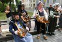 """""""Europiada"""": gatvėse jau šurmuliuoja šventė"""