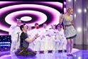 """Monika debiutavo """"Žvaigždžių duetuose"""": džiaugiuosi, kad nenualpau"""