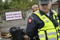 Iš namų Garliavoje išvežta klykianti mergaitė, prezidentė prašo tyrimo