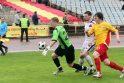 """FC """"Klaipėdą"""" sutriuškino Marijampolės futbolininkai"""