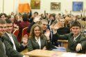 """Protingiausia Klaipėdos gimnazija – """"Ąžuolynas"""""""