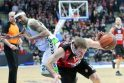 """Eurolyga: Vilniaus """"Lietuvos rytas"""" – Malagos """"Unicaja"""" 70:65"""
