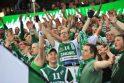 """""""Žalgiris"""" parodė charakterį, bet krito prieš Eurolygos vicečempionus"""