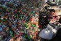 Kinams savų šiukšlių neužtenka, jų vežasi iš užsienio