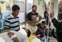 Graikija žada greitai nubausti į darbininkus šaudžiusius prižiūrėtojus